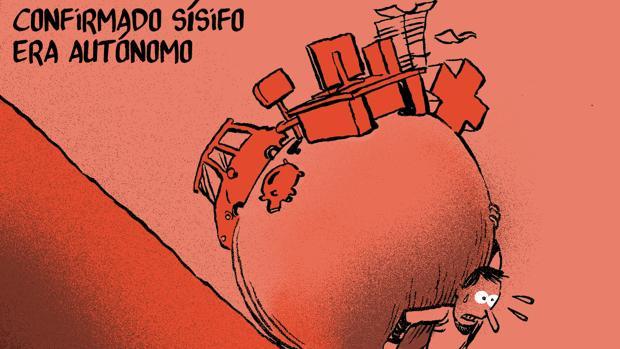 Autonomo trukumai Su kokiais sunkumais susiduria Ispanijoje savarankiskai dirbantis asmuo