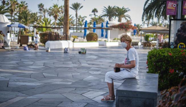 Tenerife vel uzima lyderio pozicija pagal nauju Covid-19 diagnoziu skaiciu