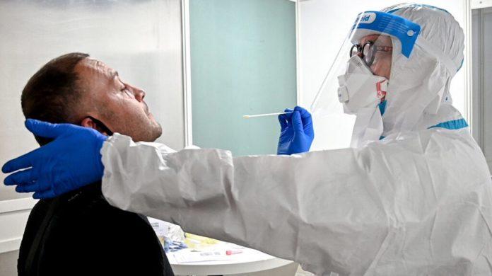 uzsikretusiuju koronavirusu skaicius Kanaru salose virsijo 10 000 riba