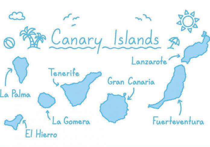 Kanaru salos tampa vis labiau populiarios daugelio turistu tarpe