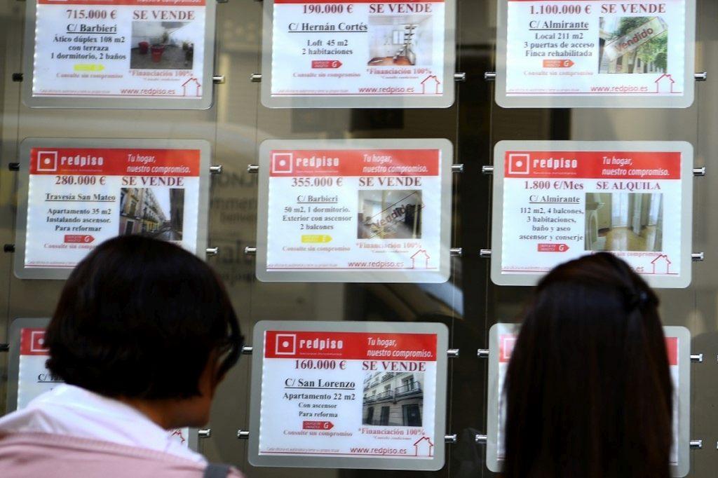 Nekilnojamojo turto agenturos komisija Ispanijoje
