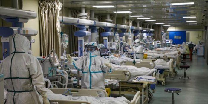 Pagal vienos Ispanijos ligonines tyrima beveik visi pacientai, susirge Covid-19 turejo viena ypatybe
