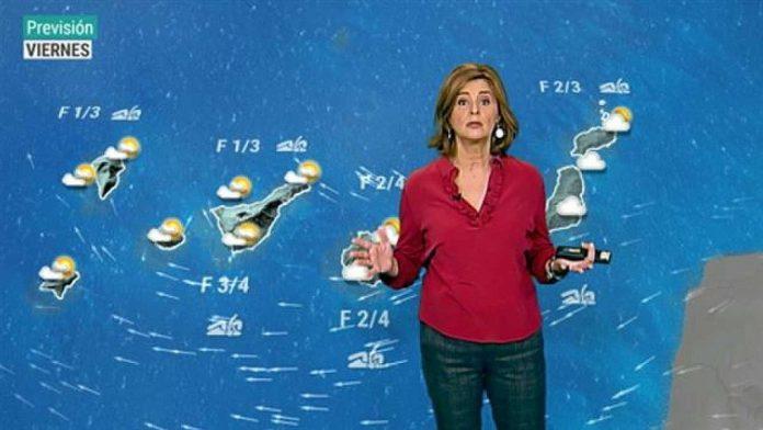 Penktadienis Kanaru salose bus debesuotas ir lietingas