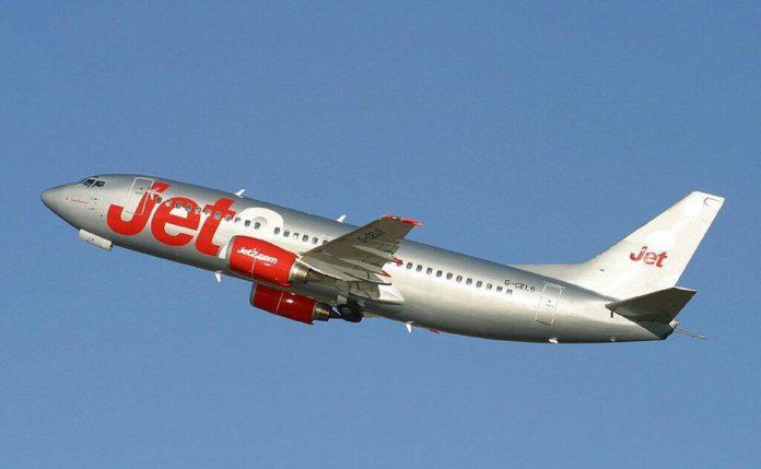Atsaukus oro liniju bendroves Jet2 skrydzius, Tenerife praranda 120 000 vietu