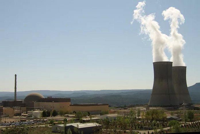 Ispanija pranese apie gaisra atomineje elektrineje