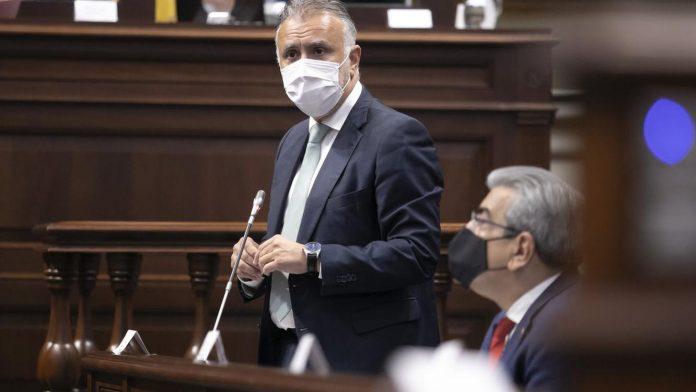 A.V.Torres gina 3-ciojo pavojaus lygio ivedima Tenerifeje, teigdamas, kad tai sustabdys Covid-19 viruso plitima