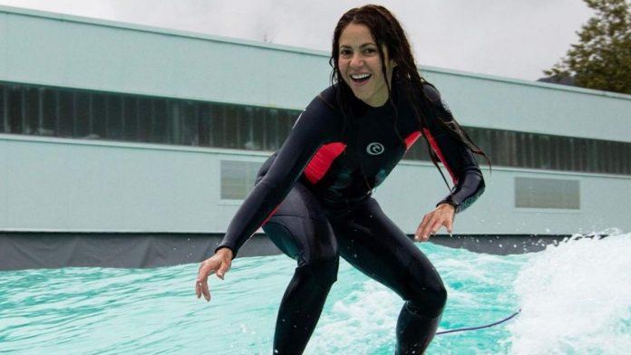 Shakira filmuoja vaizdo klipa Tenerifeje ,,Abama