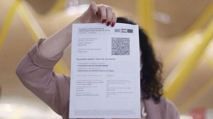 Kada privalesite pateikti Covid-19 sertifikata Tenerifeje