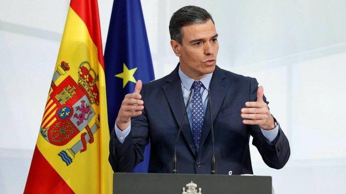 Nepaisant didejancio uzsikretimu masto, Pedro Sanchez atmeta karantino ivedimo galimybe Ispanijoje