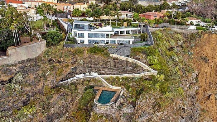 Tenerifeje parduodamas brangiausias namas Kanaru salose uz 9 mln. euru